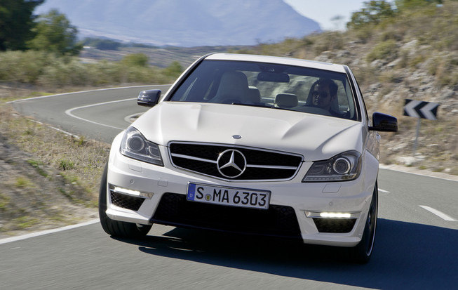 HMS Tuning revamps Mercedes C63 AMG | DangerousChunky