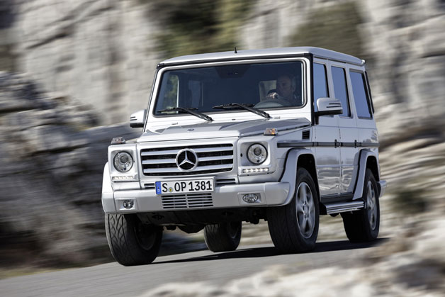 2013 amg mercedes g series truck a monster that will for Mercedes benz g series